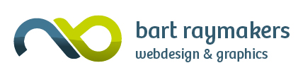 Bart Raymakers Webdesign & Graphics Logo